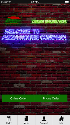Pizza House Company Guiseley On The App Store
