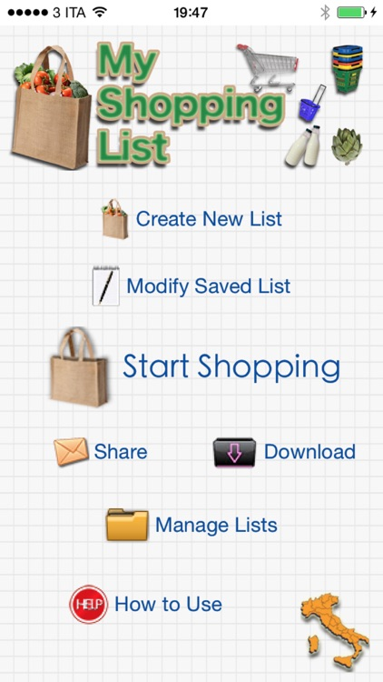 My Shopping List Pro - Organize and manage your grocery lists screenshot-0