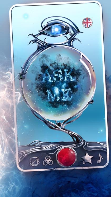 Crystal Magic Ball - Fortune Teller Oracle