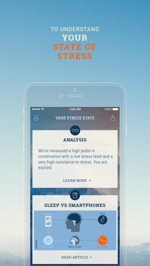 Stress Guide Screenshot