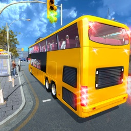 Coach Bus Driver Simulator 3d