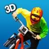 MTB Downhill Simulator : Extreme Freeride Bike 3D - iPhoneアプリ