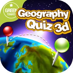 GEO GLOBE QUIZ 3D - Géographie du Monde Quizz Gratuit