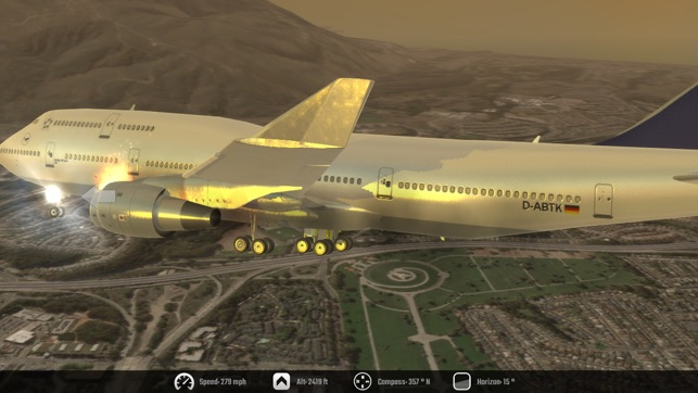 Flight Unlimited X Screenshot