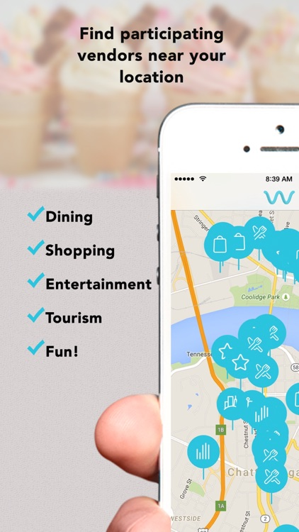 Warble – Get secret offers & loyalty rewards from nearby businesses