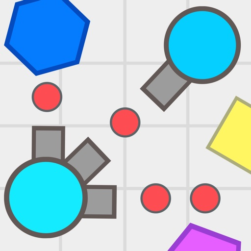 Battle Tank World - Big Geometry.Ai War