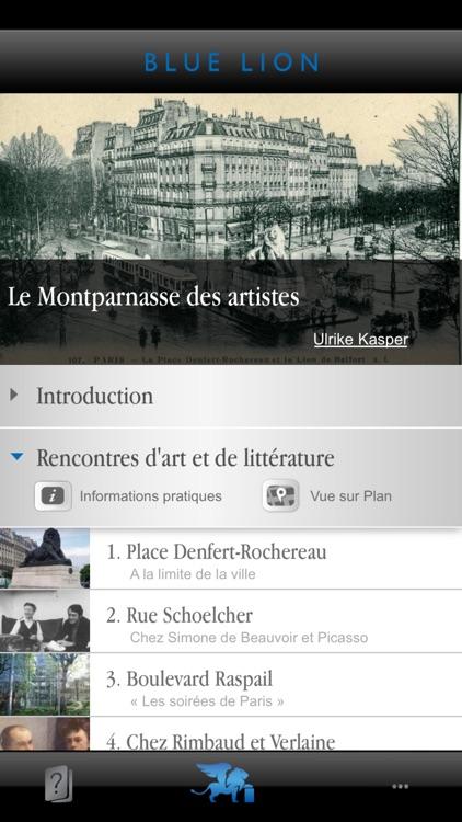 Paris - Le Montparnasse des artistes