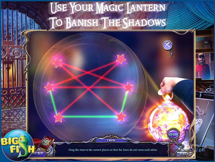 Dark Dimensions: Shadow Pirouette HD - A Scary Hidden Object Game