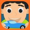 キッズRCおもちゃの車のメカニック   好奇心旺盛な男の子と女の子のための無料ゲームは、耳を傾け、学び、見て対話します