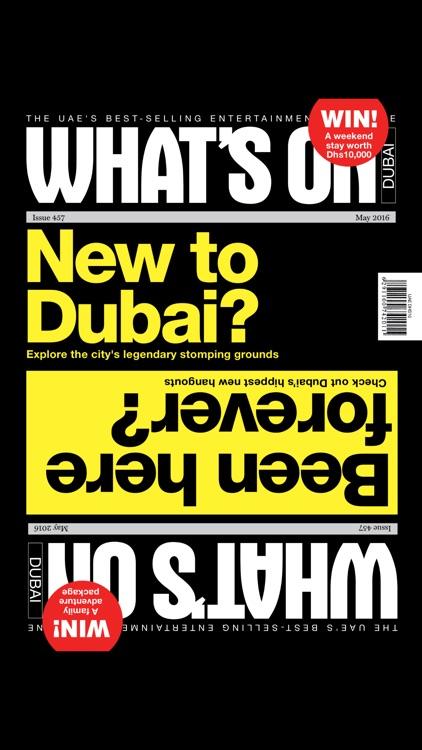 What's On Dubai