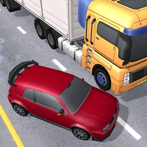 Hero Traffic Racer 3D. Real Highway Car Rider Racing in Road Riot