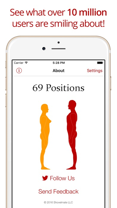 Screenshot for 69 Positions - Sex Positions of Kamasutra in Jordan App Store