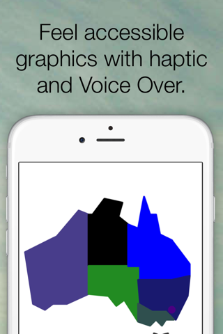 Reader - Accessible Graphics for Visually Impaired - náhled