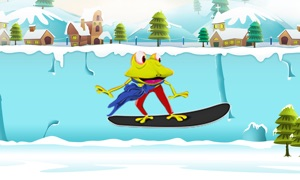 Super Froggy Ski TV