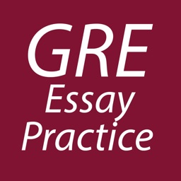 GRE Essay Practice Tool