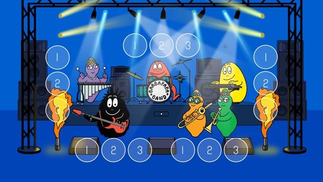 Barbapapa E Gli Strumenti Musicali Su App Store