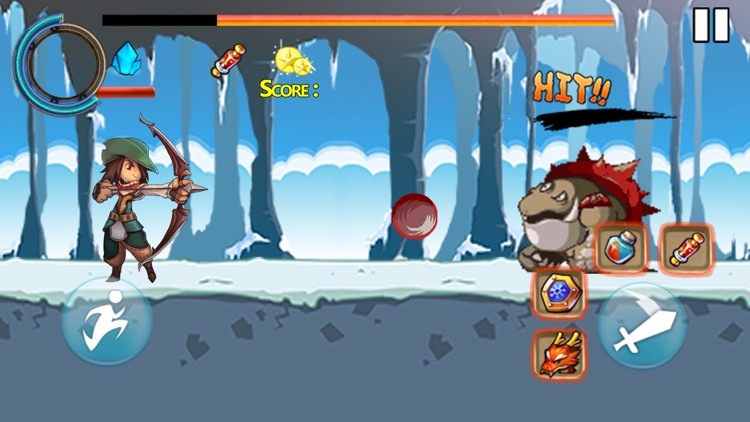 Action Fighters screenshot-3