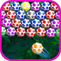 Crazy Eggs Shooter: Dinosaur Bubble
