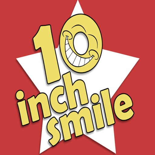 Best Jokes App - 10 Inch Smile (FREE) icon