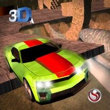 Extreme Car Stunts Driver 3D - Offroad Drag Racing Rivals