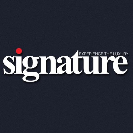 Signature(Magazine)