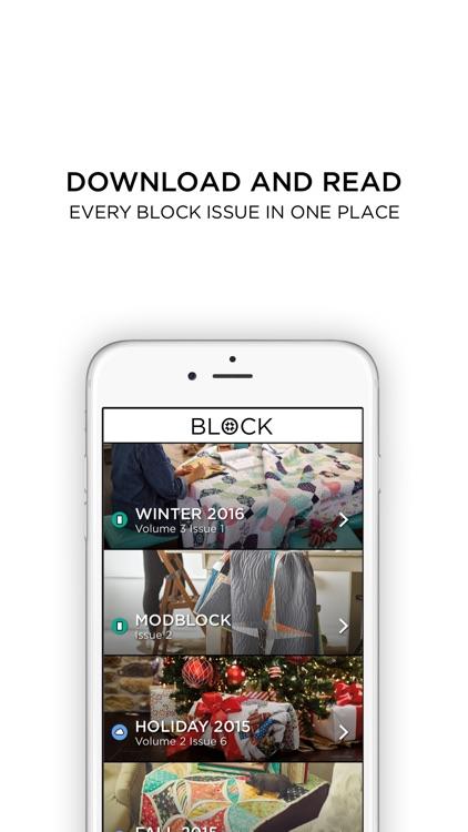 BLOCK Magazine by MSQC