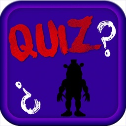 Super Quiz Game for Five Nights At Freddy's Version