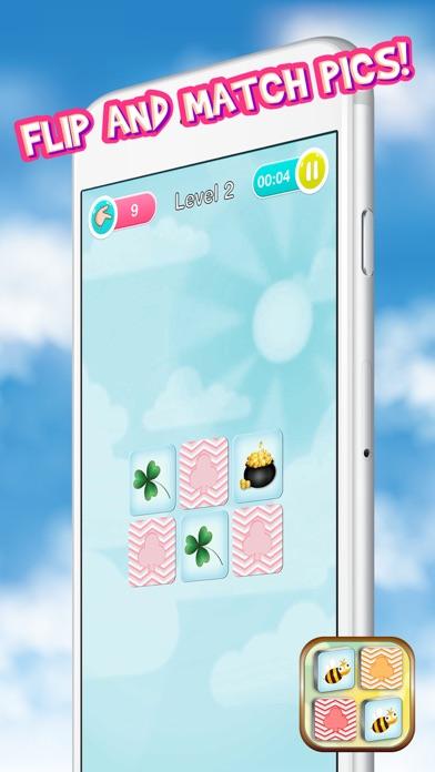 点击获取Best Memory Matching Game – Brain Train with Picture Card Pair.s for Kids and Adults