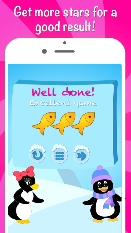 Icy Math - Addition and Subtraction game for kids screenshot-4