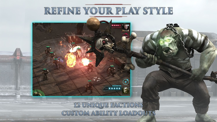 Warhammer 40,000: Regicide screenshot-3