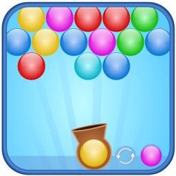 Bubble Paradise: Ball World Color