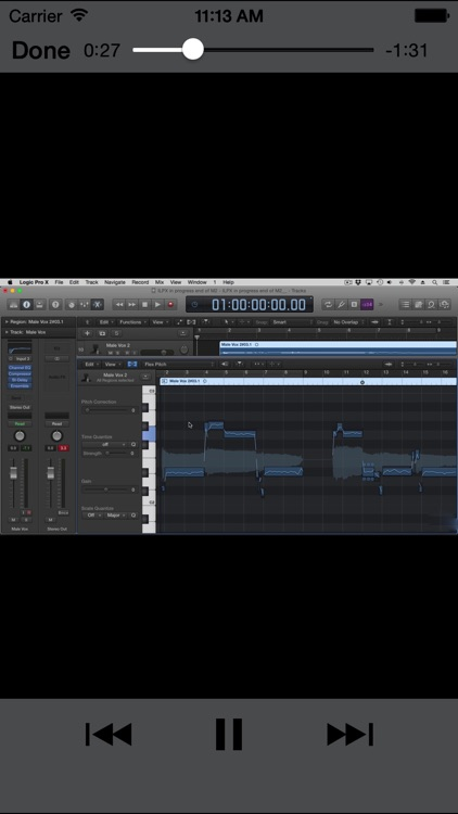 LearnForLogicProX 2016 screenshot-1