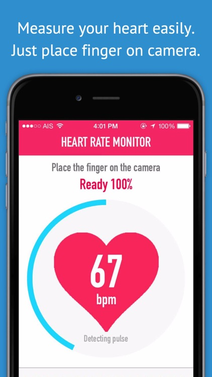 My Heart Rate Monitor & Pulse Rate - Activity Log for Cardiograph, Pulso, and Health Monitor