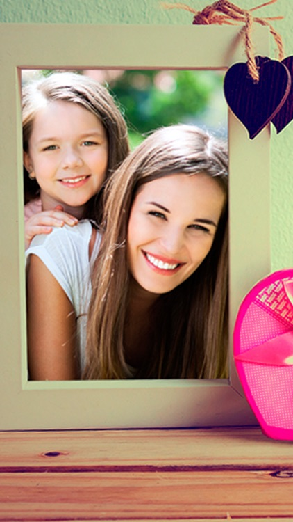 Mother's day photo frames greeting cards - Premium screenshot-3