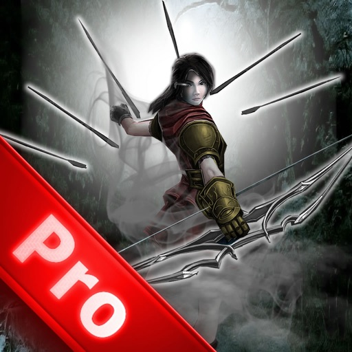 Archer Warrior Girl Pro - Fantasy Archery Nighting icon