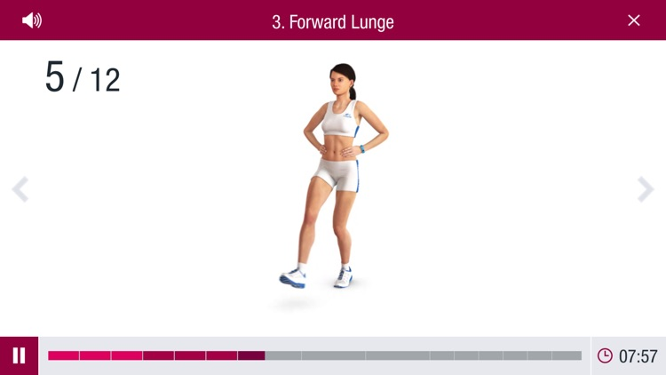 Runtastic Butt Trainer