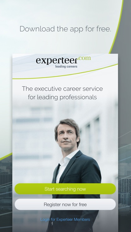 Find jobs, lead in your career screenshot-4