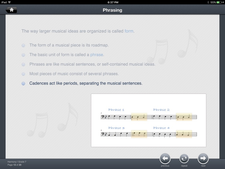 LearnMusic Pro: Music Theory + Ear Training