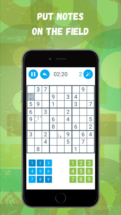 Sudoku: Train your brain screenshot-4