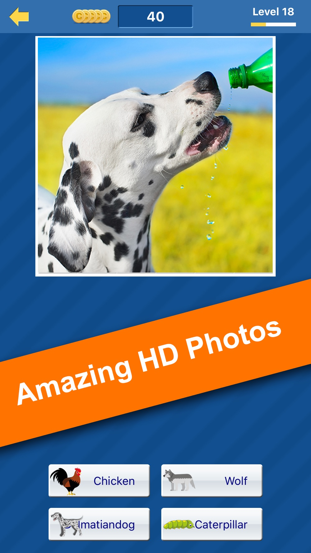 Guess the animal (free animal pictures game) Cheat Codes