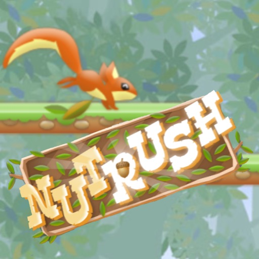Nut Rush (Adventure)