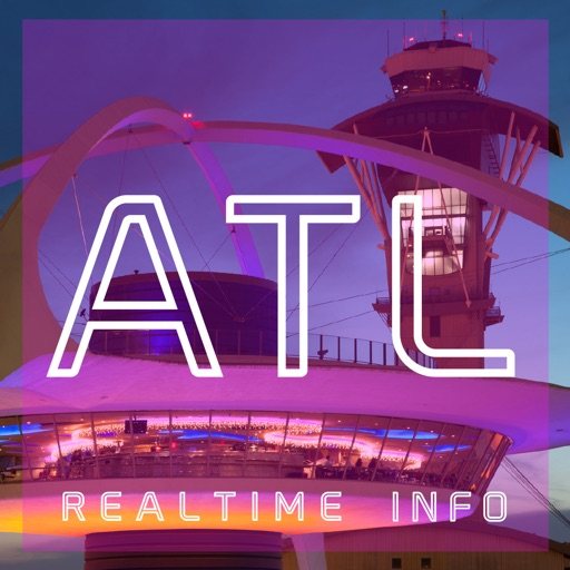 ATL AIRPORT - Realtime Flight Info - HARTSFIELD-JACKSON ATLANTA INTERNATIONAL AIRPORT
