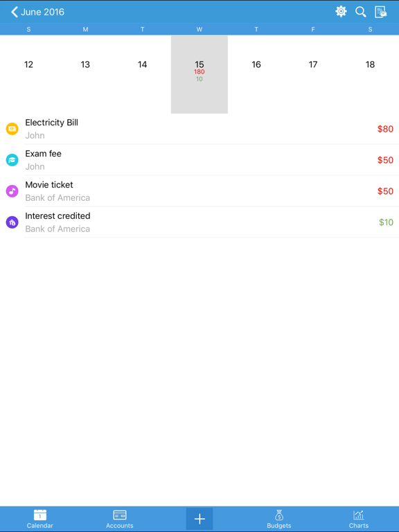 Expense Manager - Personal Finance Assistant Free | App