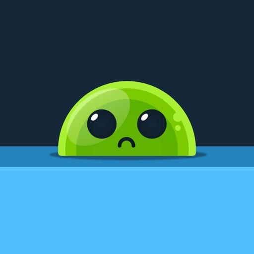Baby Slime Climb