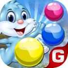 bulle de lapin de pâques shooter jeu de match 3 icon