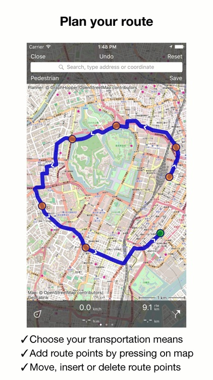 Topo GPS World screenshot-3