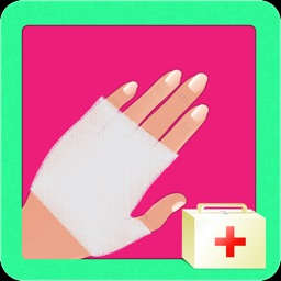 Hand Surgery - Free doctor surgeon and medical care game for kids
