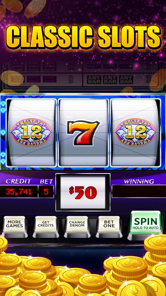 Good Old Slots Screenshot