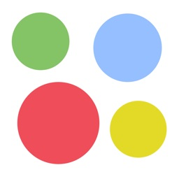 Circlestouch - The game to train your visual agility