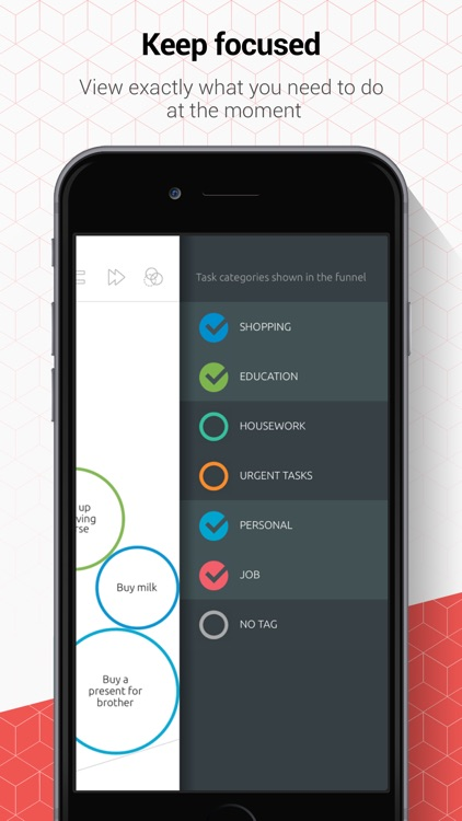 Unusual To-Do List & Task Manager | To Round Plus screenshot-4